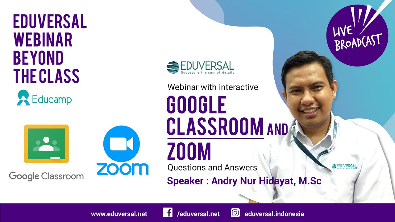 Introduction to Google Classroom and Zoom